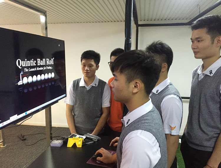 i3 Golf Centre – The Class