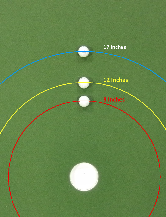 An Investigation into Golf Ball Speed at Hole Entry